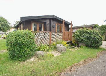 Thumbnail 2 bed mobile/park home for sale in Brightlingsea Leisure Village, Promenade Way, Brightlingsea