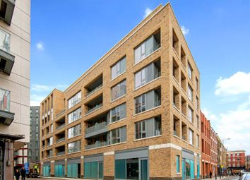 Thumbnail 2 bed flat for sale in The Fusion, Shoreditch, London