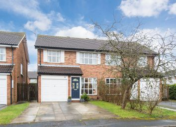 Thumbnail 3 bed semi-detached house for sale in David Close, Aylesbury