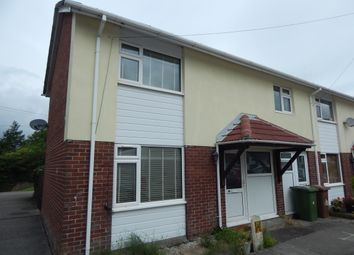 Thumbnail 3 bed end terrace house to rent in Fraser Road, Tamerton Foliot, Plymouth
