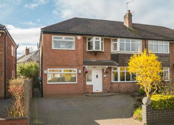 Thumbnail 4 bed semi-detached house for sale in Heyes Drive, Timperley, Altrincham