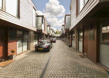Thumbnail 3 bedroom property to rent in Newbury Mews, Kentish Town