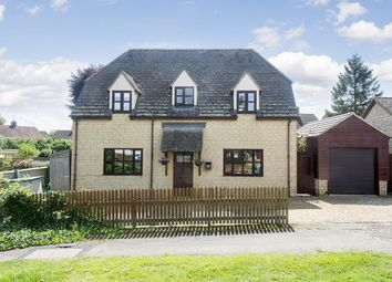 Thumbnail 4 bedroom detached house for sale in Rockingham Hills, Oundle, Peterborough