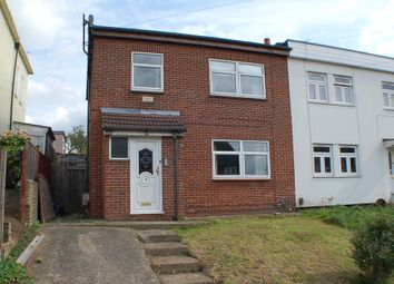 Thumbnail 3 bed semi-detached house to rent in Broseley Gardens, Romford