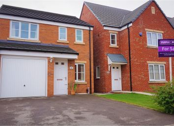 Thumbnail 3 bed detached house for sale in Pennwell Garth, Leeds
