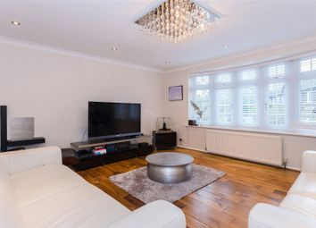 Thumbnail 4 bedroom terraced house for sale in Canford Close, Enfield