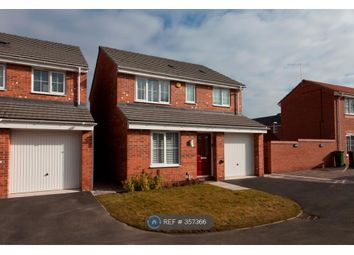 Thumbnail 3 bed detached house to rent in Kerry Close, Mansfield
