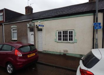 Thumbnail 1 bed terraced bungalow to rent in Neville Road, Sunderland