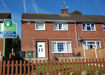 Thumbnail 3 bed semi-detached house for sale in Gadsby Rise, Nether Heage, Belper
