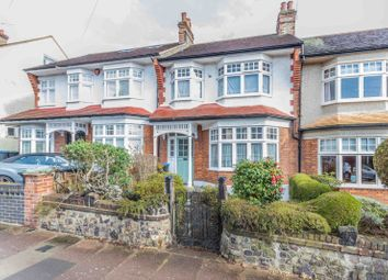 Thumbnail 3 bed terraced house for sale in Broomfield Avenue, London