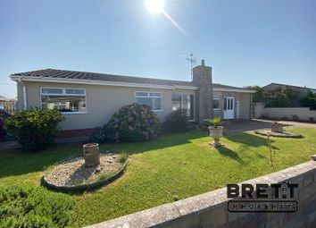 3 bed detached bungalow for sale in Little Castle Grove, Herbrandston, Milford Haven, Pembrokeshire. SA73