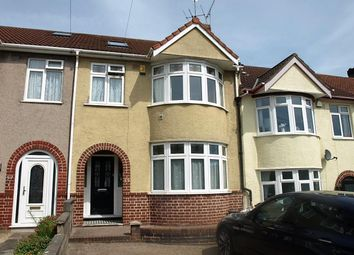 Thumbnail 4 bedroom terraced house for sale in Allison Road, Brislington, Bristol