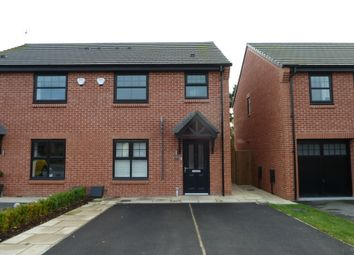 Thumbnail 3 bed semi-detached house to rent in Hawthorn Avenue, Hazel Grove, Stockport