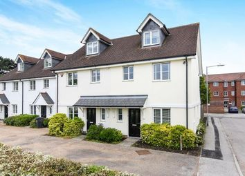 Thumbnail 3 bed semi-detached house for sale in Ongar, Essex, .