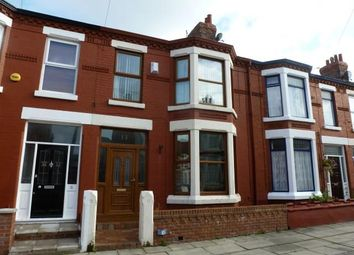 Thumbnail 3 bedroom terraced house for sale in Lusitania Road, Liverpool, Merseyside