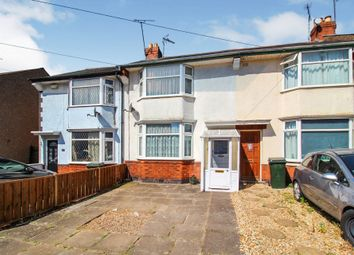 Thumbnail 2 bed terraced house for sale in Coleridge Road, Coventry