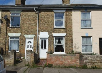Thumbnail 3 bedroom terraced house to rent in St. Leonards Road, Lowestoft