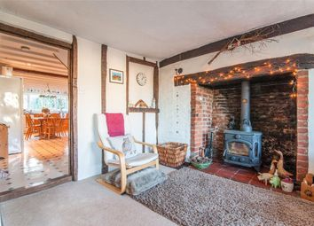 Thumbnail 4 bed property to rent in Harleston Road, Langmere, Diss
