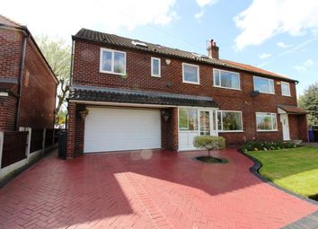 Thumbnail 5 bed semi-detached house for sale in Pasture Field Road, Manchester, Greater Manchester