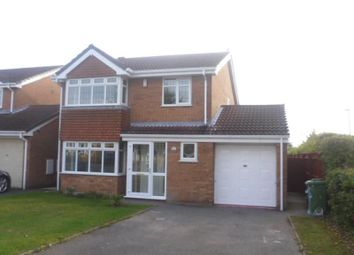 Thumbnail 4 bedroom detached house to rent in Lytham Road, Perton, Wolverhampton