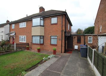 Thumbnail 3 bed semi-detached house for sale in Norfolk Road, Stapenhill, Burton-On-Trent