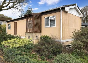 Thumbnail 1 bed mobile/park home for sale in Hedge Barton, Fordcombe, Tunbridge Wells, Kent