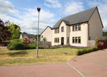 Thumbnail 4 bed property for sale in Golf Court, Cleghorn, Lanark