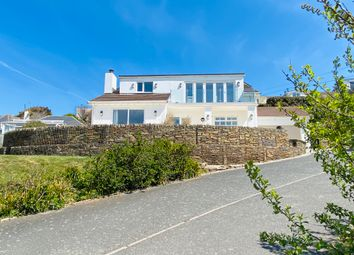 Thumbnail 4 bed detached house for sale in Tredragon Road, Mawgan Porth