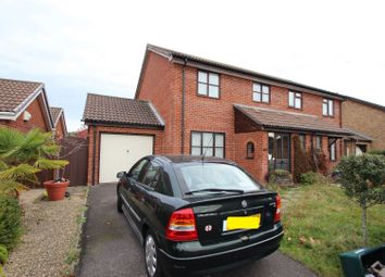 Thumbnail 3 bed semi-detached house for sale in Primrose Way, Highcliffe