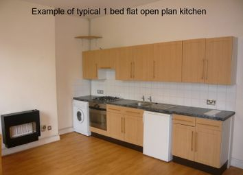 Thumbnail 1 bedroom flat to rent in Evington Road, Leicester