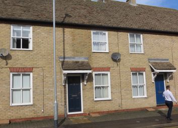 Thumbnail 2 bed terraced house to rent in Lisle Lane, Ely
