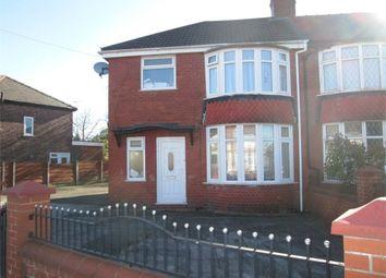 Thumbnail 3 bed semi-detached house to rent in Kenyon Lane, Moston, Manchester