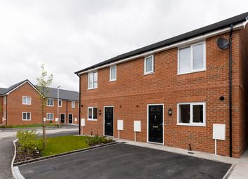 Thumbnail 1 bed semi-detached house to rent in Rigsfold, St Helens