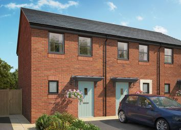 "Thumbnail 2 bed end terrace house for sale in ""The Aire"" at Mary Street, Heywood"