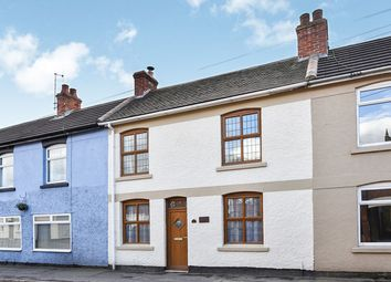 Thumbnail 3 bed terraced house for sale in Bosworth Road, Measham, Swadlincote