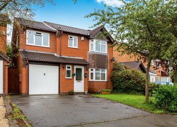 Thumbnail 4 bed detached house for sale in Coldstream Close, Hinckley, Leicestershire