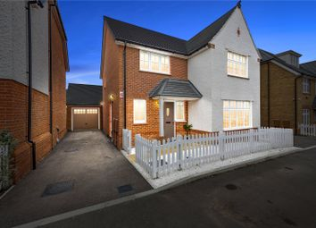 4 bed detached house for sale in Parker Drive, Langdon Hills, Basildon, Essex SS16