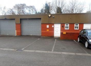Thumbnail Warehouse to let in Unit 4, Talbot Way, Market Drayton, Shropshire