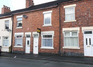 Thumbnail 2 bed terraced house to rent in Minshall Street, Fenton, Stoke-On-Trent