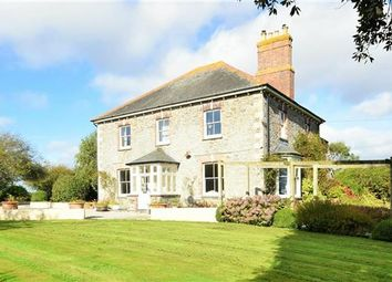 Thumbnail 5 bed detached house for sale in Nr Portscatho, Cornwall