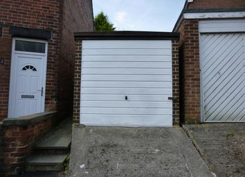 Thumbnail Parking/garage for sale in Garage, Ainsley Road, Crookes, Sheffield