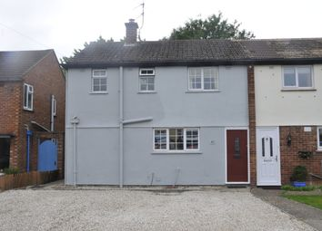 Thumbnail 3 bed end terrace house to rent in Cherwell Drive, Chelmsford