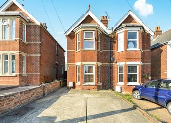 Thumbnail 3 bed semi-detached house for sale in Stephenson Road, Cowes