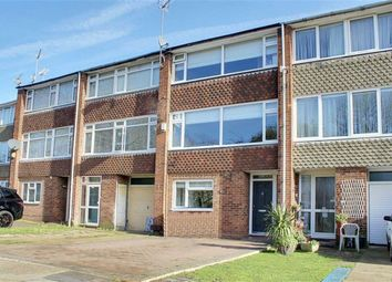 Thumbnail 4 bedroom town house for sale in Mallard Close, New Barnet, Hertfordshire