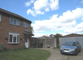 Thumbnail 3 bed semi-detached house for sale in Whitebeam Road, Hedge End, Southampton