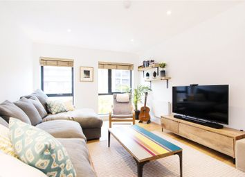 Thumbnail 3 bed flat for sale in Noble House, 2 Shelford Place, London