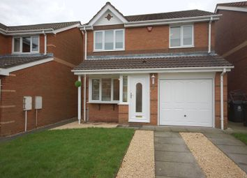 Thumbnail 3 bedroom detached house for sale in Woodlands Grange, Forest Hall, Newcastle Upon Tyne