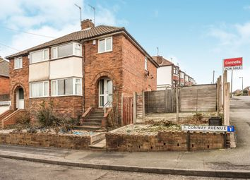 Thumbnail 3 bed semi-detached house for sale in Conway Avenue, Oldbury