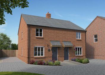 Thumbnail 2 bed property for sale in Norton Hill Gardens, Austrey, Warwickshire