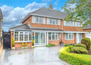 Thumbnail 3 bed semi-detached house for sale in Milby Drive, St Nicholas Park, Nuneaton, Warwickshire
